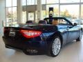 Blu Oceano (Blue Metallic) - GranTurismo Convertible GranCabrio Photo No. 3