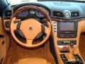 Dashboard of 2011 GranTurismo Convertible GranCabrio