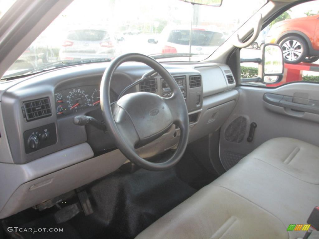1999 Ford F350 Interior Carburetor Gallery
