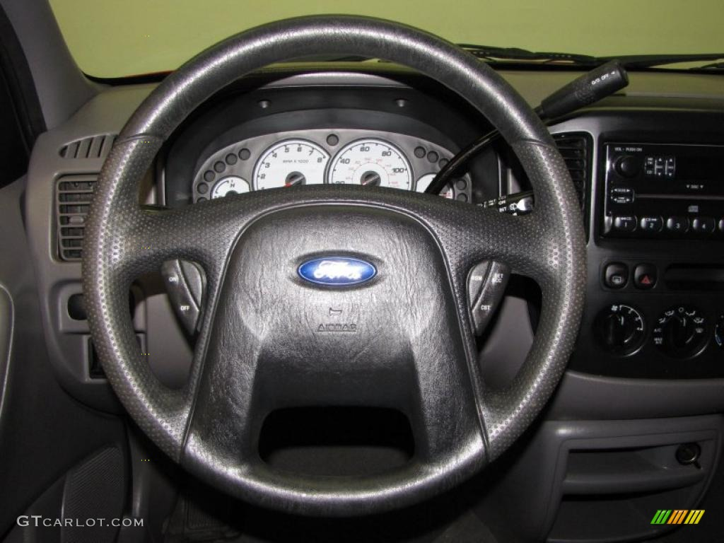 Ford Escape 2001 Xls 20 Manual Youtube Autos Weblog