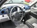 Pastel Slate Gray Prime Interior Photo for 2007 Chrysler PT Cruiser #39793698