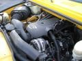 2003 Yellow Hummer H2 SUV  photo #29