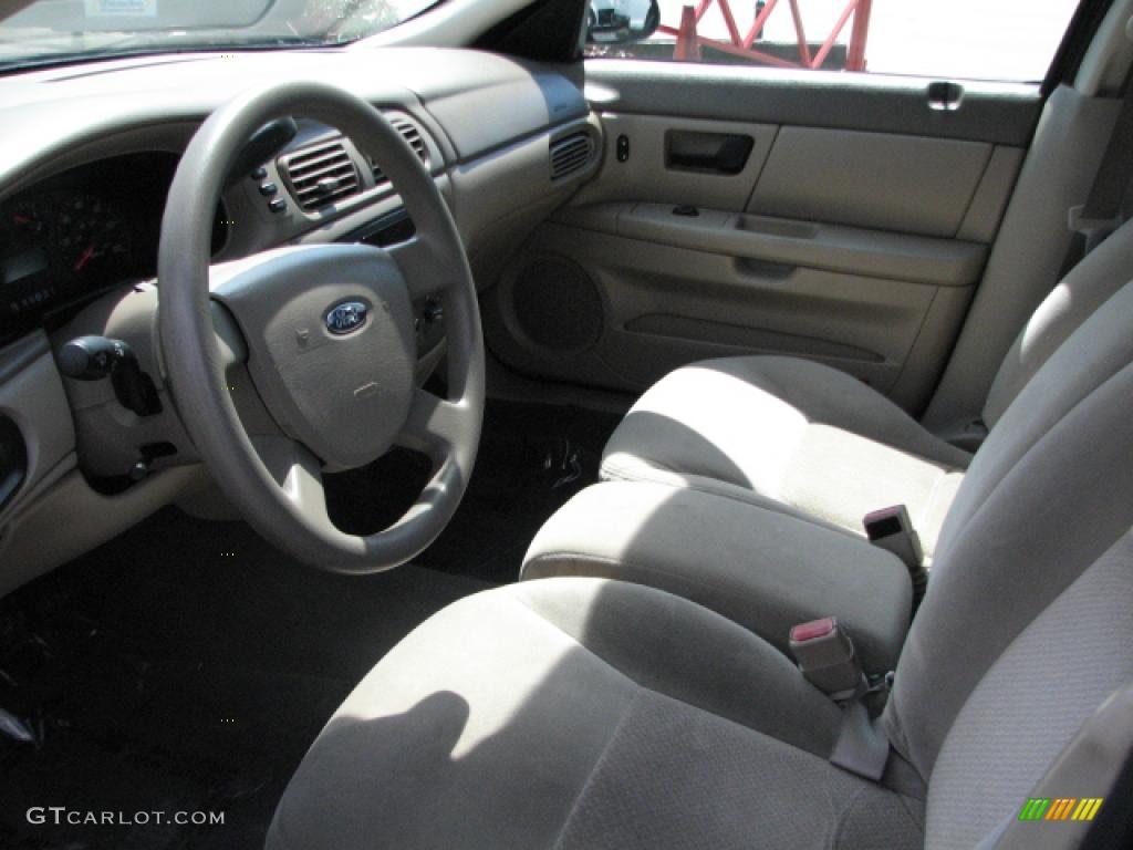 2004 ford taurus lx sedan interior photo 39800684. Black Bedroom Furniture Sets. Home Design Ideas