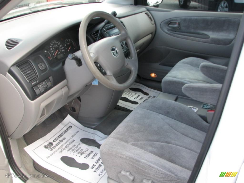 2003 mazda mpv lx interior color photos   gtcarlot