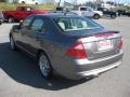 2011 Sterling Grey Metallic Ford Fusion SEL V6  photo #8