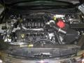 2011 Sterling Grey Metallic Ford Fusion SEL V6  photo #10