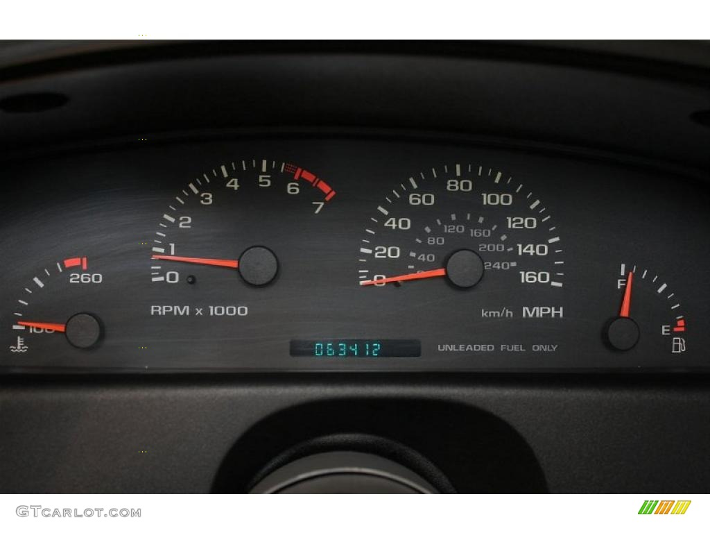 1996 Chevrolet Impala Ss Gauges Photo 39811891 Gtcarlot Com