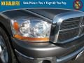 2006 Mineral Gray Metallic Dodge Ram 1500 SLT Quad Cab  photo #3