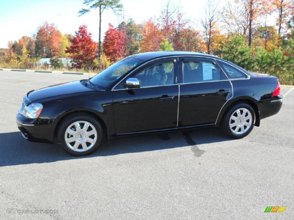 black 2007 ford five hundred limited awd exterior photo 39823218. Cars Review. Best American Auto & Cars Review