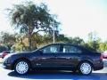 2011 Tuxedo Black Metallic Ford Fusion Hybrid  photo #2