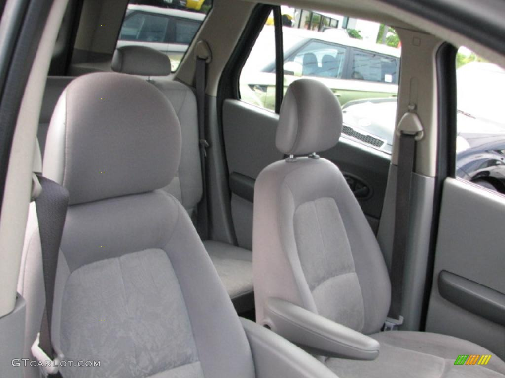2002 Saturn Vue Standard Vue Model Interior Photo