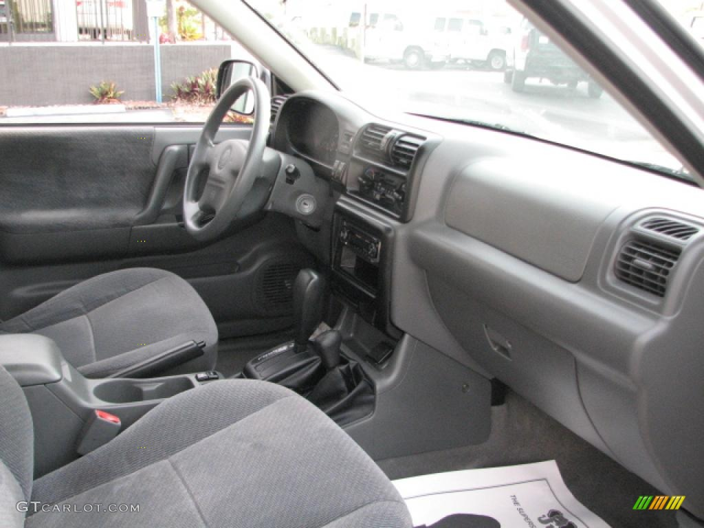 2001 Honda Passport LX 4x4 interior Photo #39824626 ...