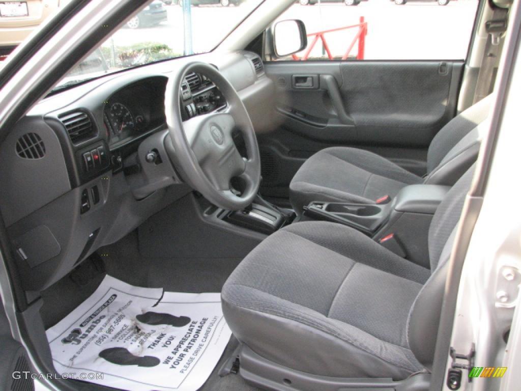 2001 Honda Passport Lx 4x4 Interior Photo 39824762