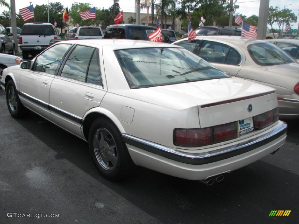 1993 Cadillac Seville Standard Seville Model Exterior