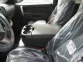 2011 Black Chevrolet Silverado 1500 LT Extended Cab  photo #12