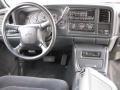 Graphite Dashboard Photo for 2001 Chevrolet Silverado 1500 #39831895