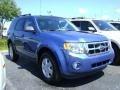 2009 Sport Blue Metallic Ford Escape XLT V6  photo #1