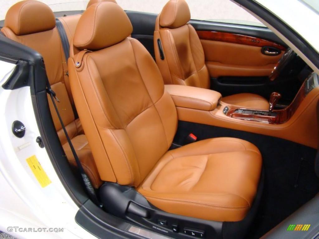 Saddle Interior 2004 Lexus SC 430 Photo #39832886 ...