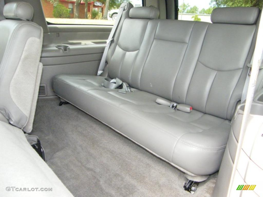 2005 Chevrolet S...2005 Chevy Suburban Interior Colors