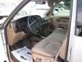 1998 Dodge Ram 3500 Tan/Camel Interior Interior Photo
