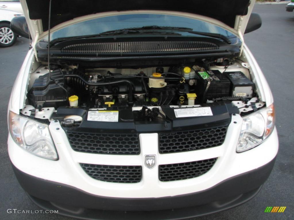 dodge caravan se  liter ohv  valve  engine photo  images frompo