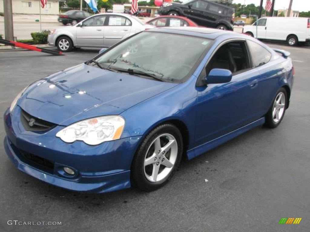 arctic blue pearl 2002 acura rsx type s sports coupe. Black Bedroom Furniture Sets. Home Design Ideas