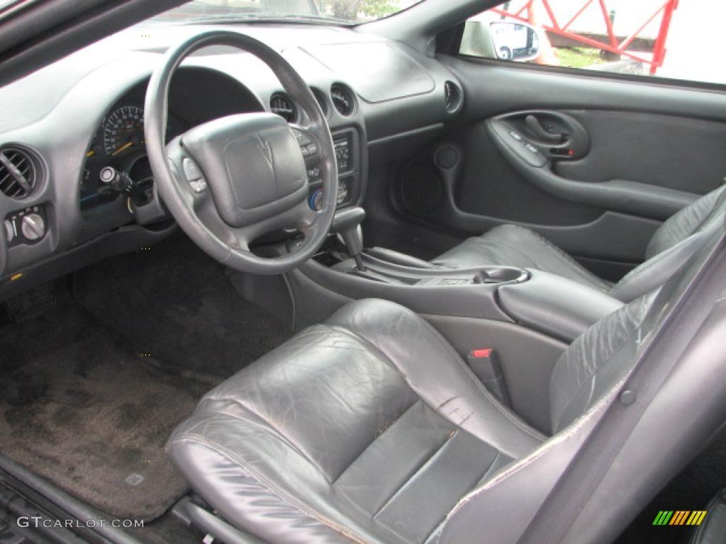 1996 Pontiac Firebird Coupe Interior Photos
