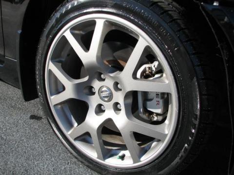 nissan altima 2006 rims. 2006 Nissan Altima 3.5 SE-R