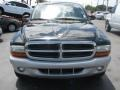 2004 Black Dodge Dakota SLT Quad Cab  photo #3