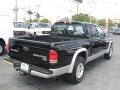 2004 Black Dodge Dakota SLT Quad Cab  photo #12