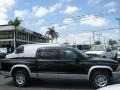 2004 Black Dodge Dakota SLT Quad Cab  photo #13