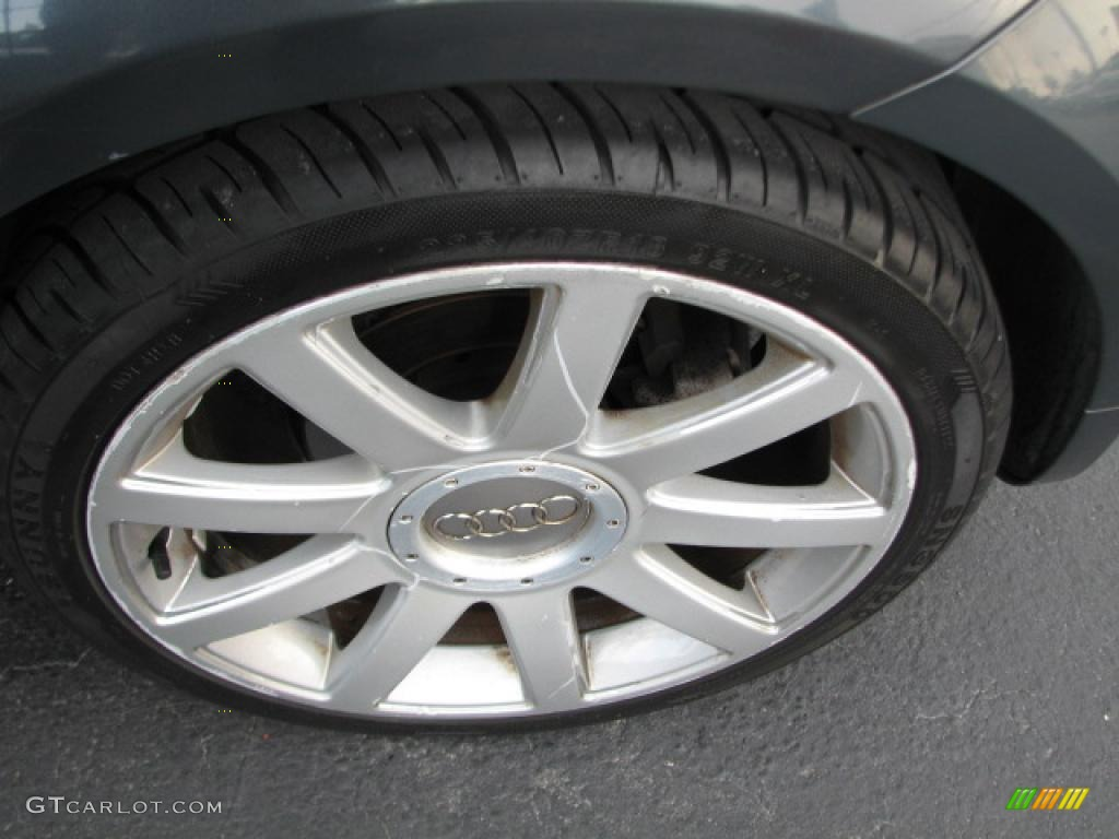 2005 Audi Tt 3 2 Quattro Coupe Wheel Photo 39855411