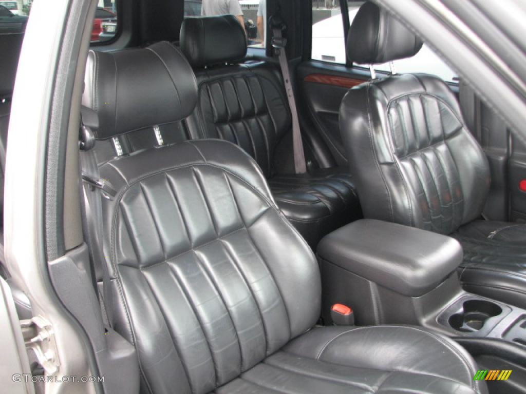 1999 Jeep Grand Cherokee Limited Interior Photos