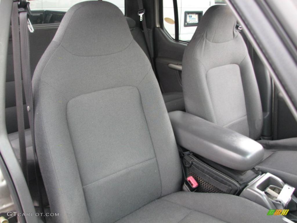 2002 Ford Explorer Sport Trac Standard Explorer Sport Trac Model Interior Photo 39859378