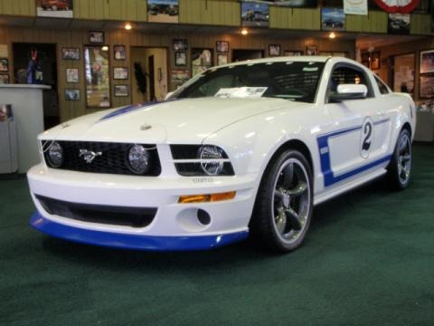 2008 ford mustang saleen gurney signature edition data info and specs. Black Bedroom Furniture Sets. Home Design Ideas