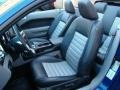 Charcoal Black/Dove Interior Photo for 2008 Ford Mustang #39863211