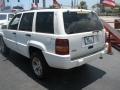 1996 Stone White Jeep Grand Cherokee Limited 4x4  photo #5