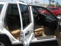 1996 Stone White Jeep Grand Cherokee Limited 4x4  photo #8
