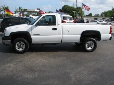 2004 chevrolet silverado 2500hd regular cab data info and specs. Black Bedroom Furniture Sets. Home Design Ideas