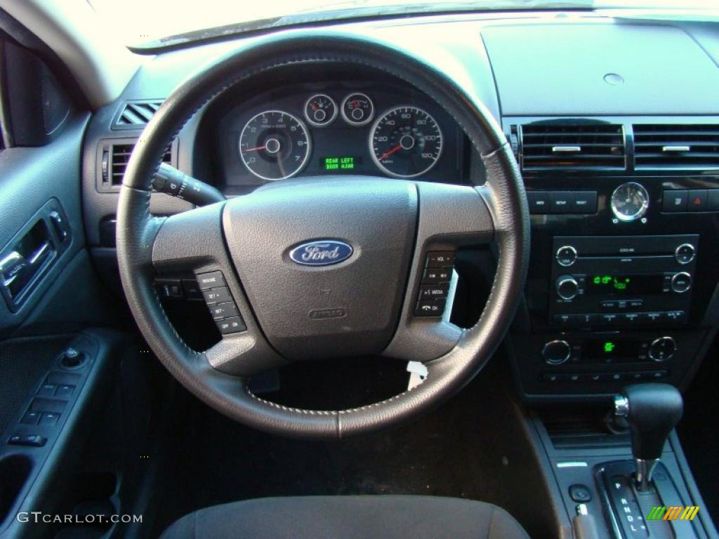 ford fusion 2009 interior images galleries with a bite. Black Bedroom Furniture Sets. Home Design Ideas