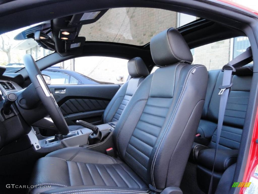 2011 Ford Mustang V6 Coupe Sunroof Photo 39865143