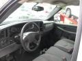 Dark Charcoal Interior Photo for 2006 Chevrolet Silverado 1500 #39866063