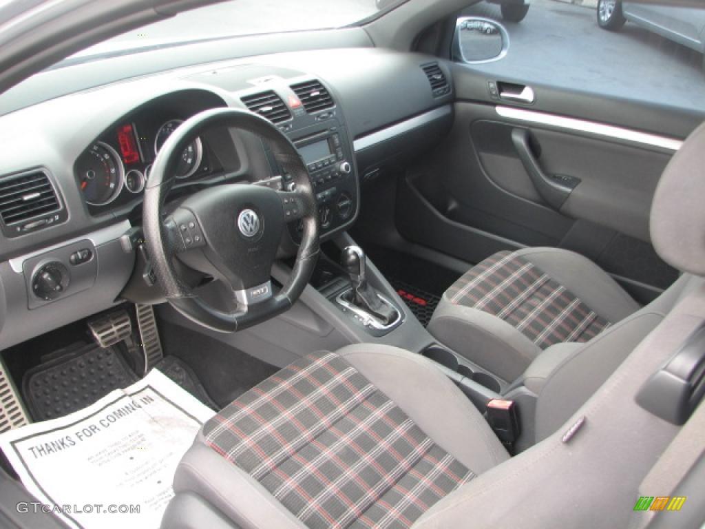 2006 volkswagen gti interior