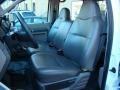 Medium Stone 2009 Ford F250 Super Duty Interiors