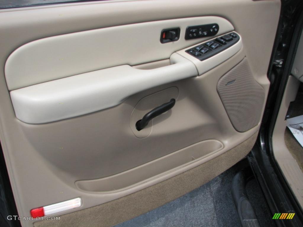 chevrolet suburban  driver door panel removal