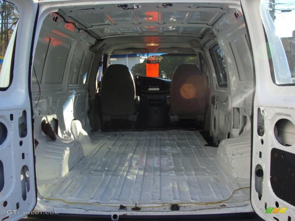2003 ford e series van e250 cargo interior color photos Ford econoline cargo van interior dimensions