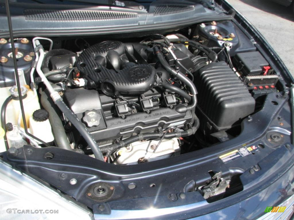 Engine 39871871 on 2004 chrysler sebring touring
