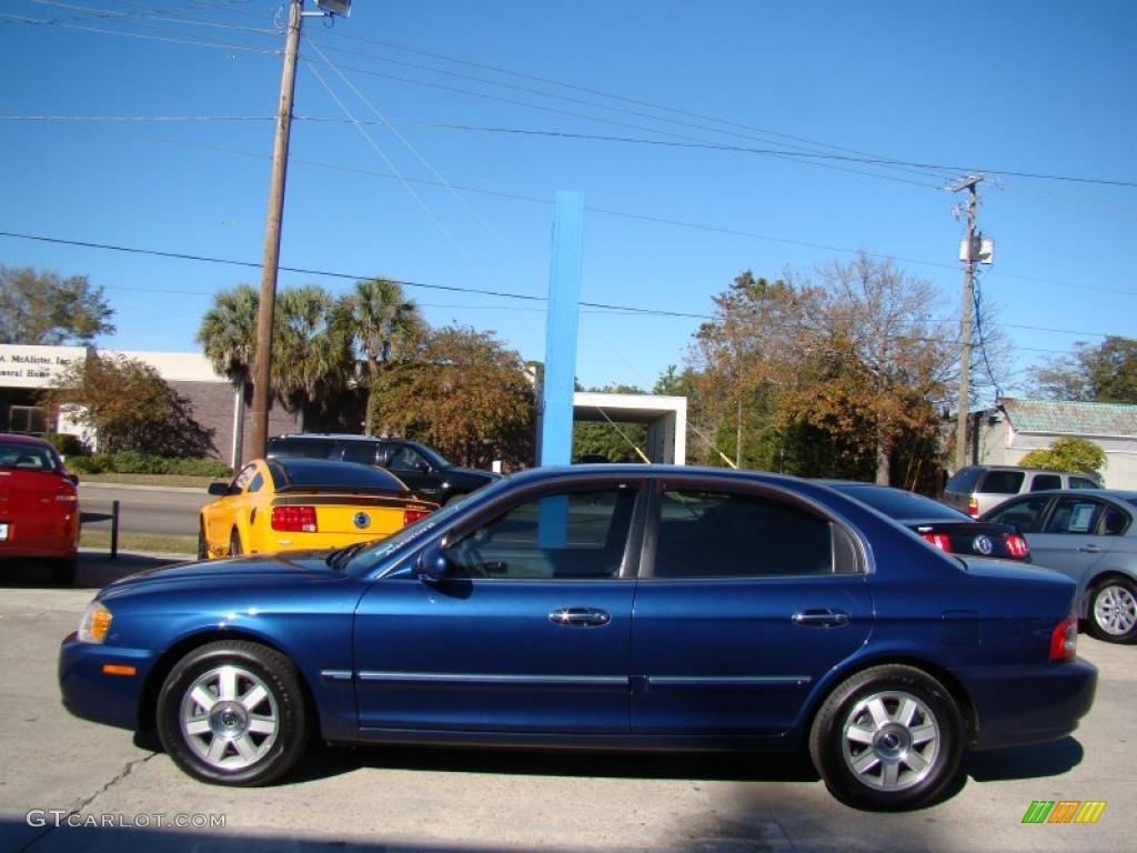 Imperial Blue 2004 Kia Optima Ex Exterior Photo 39882596 Gtcarlot Com