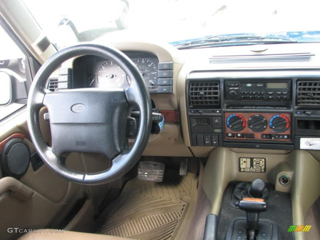 1998 Land Rover Discovery Le Dashboard Photos
