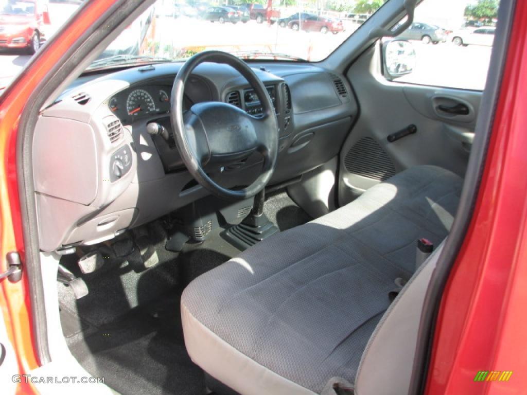 1999 ford f150 xl regular cab interior color photos